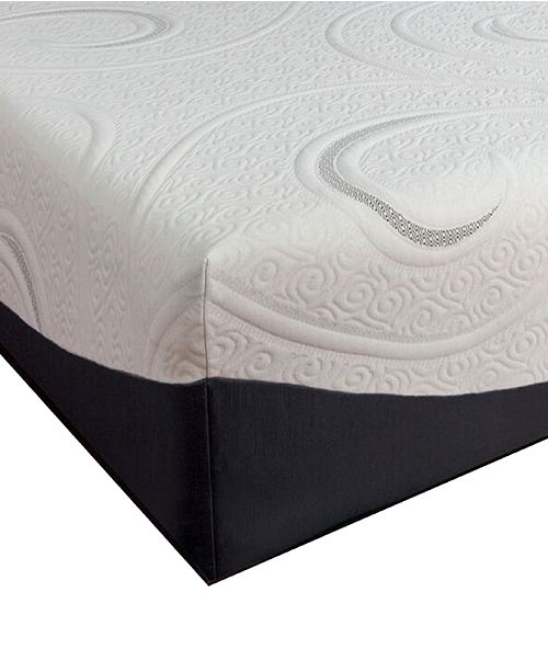 Queen Sealy 14 Hybrid Mattress Quick Ship In A