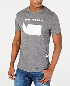 Men's Whale Logo T-Shirt, Created for Macy's