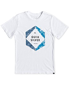 Quiksilver Boys Hexa Logo T-Shirt