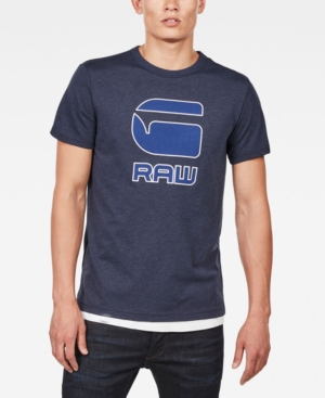 G-Star Raw G-STAR RAW MEN'S GRAPHIC PRINT T-SHIRT