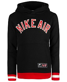 Nike Little Boys Air Graphic Fleece Hoodie