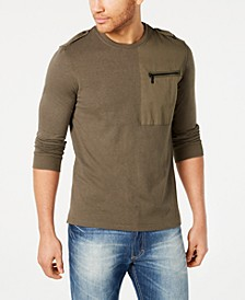 Men's Knit Flight Shirt