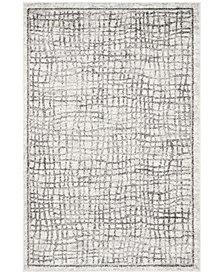 Safavieh Adirondack Silver and Ivory 4' x 6' Area Rug