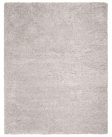 Safavieh Flokati Silver 8' x 10' Area Rug