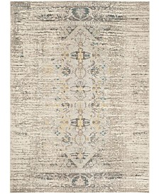 Safavieh Monaco Gray and Multi 8' x 11' Area Rug