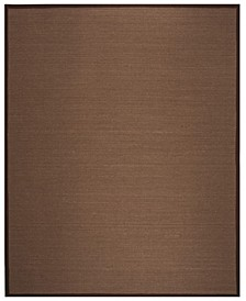 Natural Fiber Brown 8' x 10' Sisal Weave Area Rug