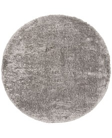 "Safavieh Royal Silver 6'7"" x 6'7"" Round Area Rug"