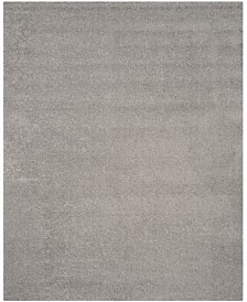 Safavieh Arizona Shag Light Gray 8' x 10' Area Rug