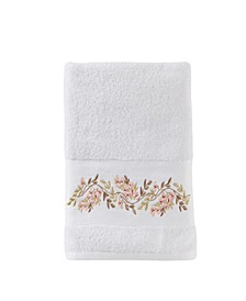 Misty Floral Bath Towel
