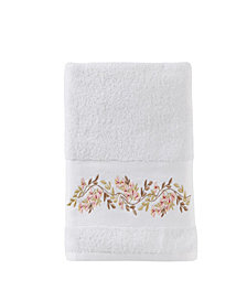 Misty Floral Bath Towel