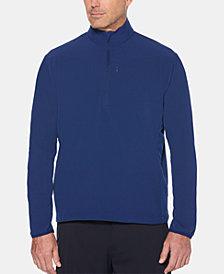 PGA TOUR Men's Quarter-Zip Sweater