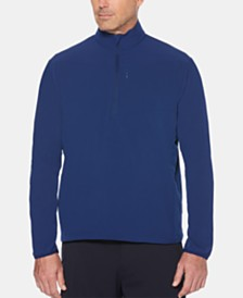PGA TOUR Men's Quarter-Zip Sweater