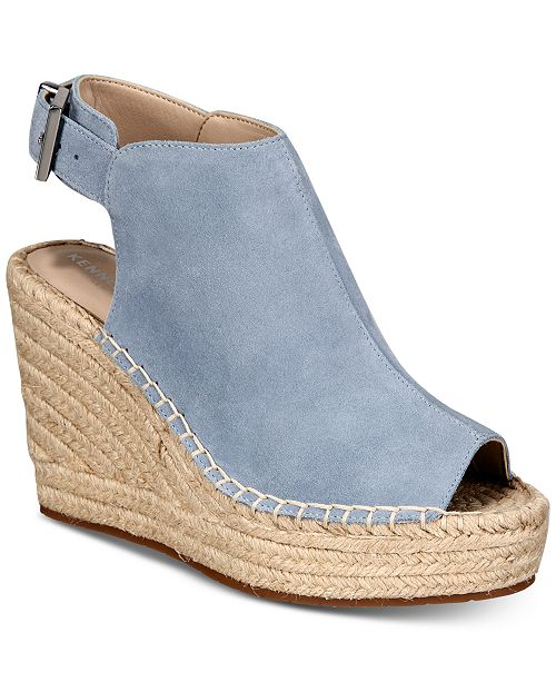 d5be47ba759 ... Kenneth Cole New York Women s Olivia Espadrille Peep-Toe Wedges ...