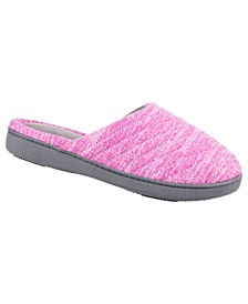 Isotoner Women's Andrea Clog Slippers, Online Only