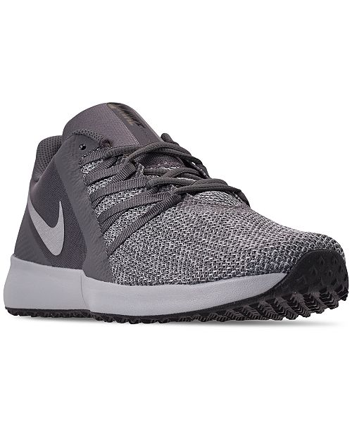 Nike Men's Varsity Compete Trainer Training Sneakers from Finish Line