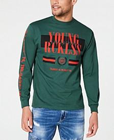 Men's Angler Logo Long Sleeve T-Shirt