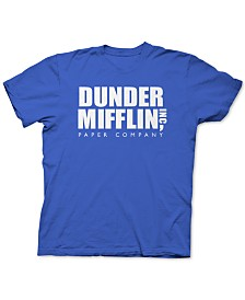 Dunder Mifflin Men's Graphic T-Shirt