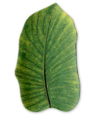 Amazon Leaf Platter