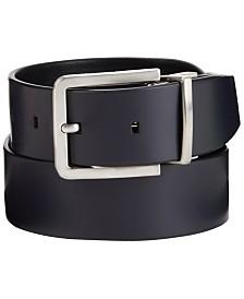Calvin Klein Men's Leather Reversible Dress Belt