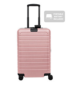 """Trips 22"""" Carry-On Spinner Suitcase, Created for Macy's"""