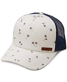 O'Neill Juniors' Saturdays Cotton Trucker Hat