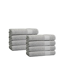 Enchante Home Ela 8-Pc. Turkish Cotton Hand Towel Set