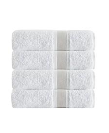 Enchante Home Unique 4-Pc. Turkish Cotton Bath Towel Set