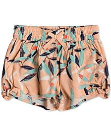 Roxy Toddler Girls Printed Shorts