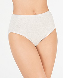 Supima Cotton High-Rise Brief Underwear, Created for Macy's