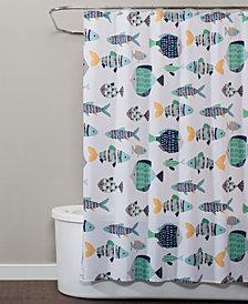 Saturday Knight Ltd. Wave Runner Shower Curtain