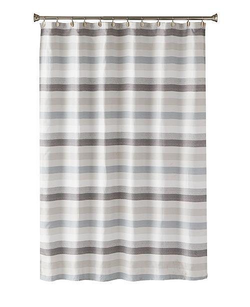 Saturday Knight Ltd. Westwick Stripe Shower Curtain