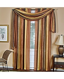 Ombre Window Curtain Panel, 50x63