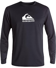 Quiksilver Men's Logo Graphic Shirt