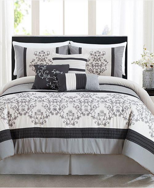 Riverbrook Home Corrine 7 Pc King Comforter Set