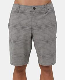 O'Neill Locked Stripe Hybrid Short