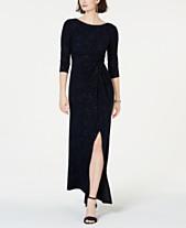 3ec21b91 Alex Evenings Dresses for Women - Macy's