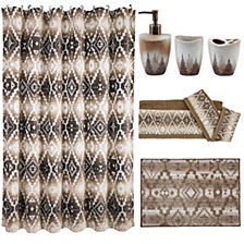 HiEnd Accents 20-Pc. Chalet Bathroom Set