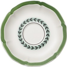 Villeroy & Boch French Garden  Green Lines Breakfast Cup Saucer