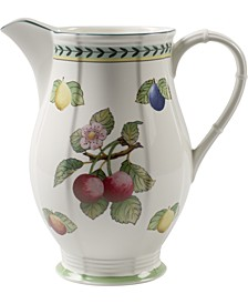 French Garden Fleurence Oversized Pitcher
