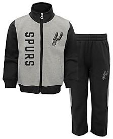Outerstuff San Antonio Spurs On the Line Pant Set, Infants (12-24 months)