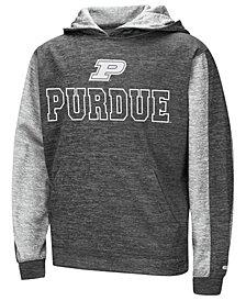 Colosseum Purdue Boilermakers Reflective Hooded Sweatshirt, Big Boys (8-20)