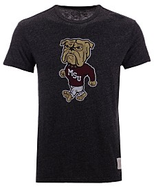 Retro Brand Men's Mississippi State Bulldogs Mock Twist T-Shirt