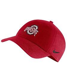 Nike Ohio State Buckeyes Core Easy Adjustable Cap