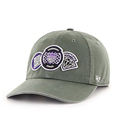 Sacramento Kings Diamond Patch CLEAN UP MF Cap