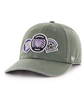 brand new 2d0df 55f4c  47 Brand Sacramento Kings Diamond Patch CLEAN UP MF Cap ·