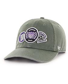 '47 Brand Sacramento Kings Diamond Patch CLEAN UP MF Cap