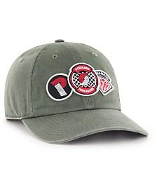 '47 Brand Portland Trail Blazers Diamond Patch CLEAN UP MF Cap