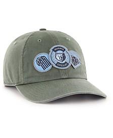 '47 Brand Memphis Grizzlies Diamond Patch CLEAN UP MF Cap