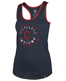 Women's Cleveland Indians Clutch Club Tank