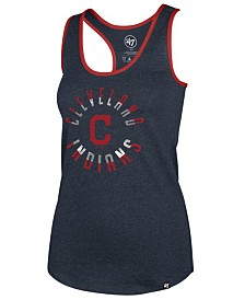 '47 Brand Women's Cleveland Indians Clutch Club Tank